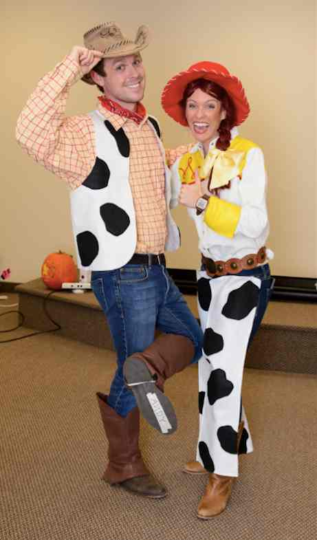 Woody And Jessie Costumes Adult toy story jessie...
